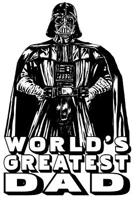 Darth Vader: World's Greatest Dad