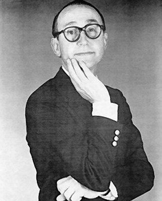 Jack Benny, star of stage, screen, and radio.