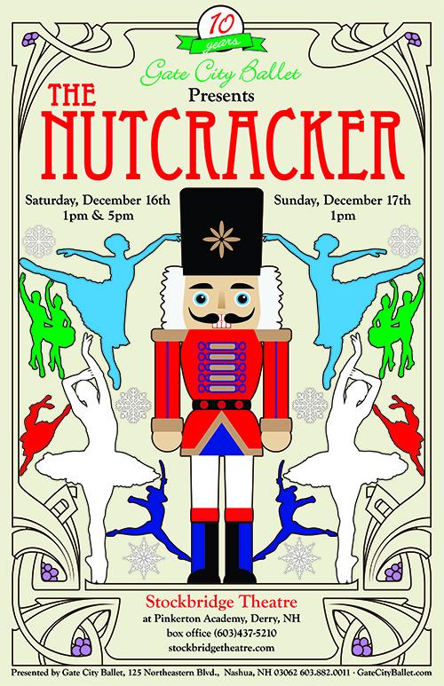 Nutcracker Poster 2017