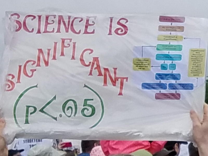 Science Is Significant (p < .05)